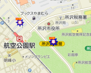 埼玉県内の事件・事故・不審者情報を地図上でチェックできる防犯アプリ「埼玉県安心サポートナビ」