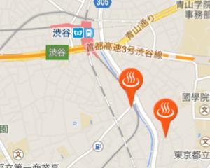 都内にもたくさんある!近くの銭湯を探せるiPhoneアプリ「銭湯マップ東京」
