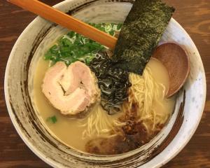 鶏白湯スープが美味しい!1日限定100杯のラーメン屋さん「鶏そばや 竜神洞」(埼玉県加須市)