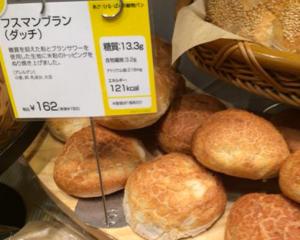 アンデルセンの低糖質ふすまパン「フスマンブラン」が東急百貨店で先行発売中