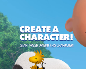 スヌーピーのキャラクターみたいなアバターを作成してプロフィール画像をダウンロードできる「Get Peanutized」