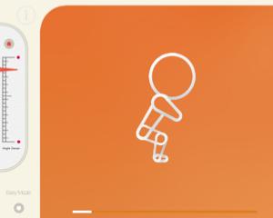 毎日スクワット運動を続けたい人のための「365日 スクワットアプリ」
