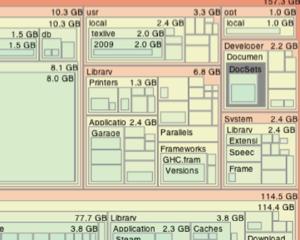 Macが容量不足になったら「SupaView」でファイルサイズを視覚化していらないファイルを削除する