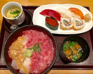 六本木ヒルズ内のリーズナブルなお寿司屋さん「鮨 清山(せいざん)」のランチを食べてみた
