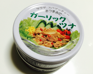 静岡県焼津市のふるさと納税人気商品!サスナのガーリックツナ缶を食べてみた