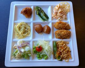 雅楽の湯のビュッフェレストラン「irodori」で食べ放題してきた(埼玉県杉戸町)