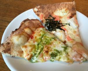 石窯焼きたてピザ食べ放題の店「ナポリの食卓」へ行ってみた