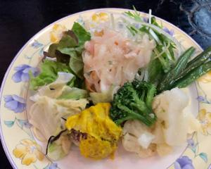 パスタ&ピザのお店「ロマンチック街道」のサラダバー付きランチを食べてみた(埼玉県加須市)