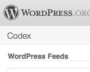 WordPressで自動生成されるRSSフィードをまとめてみた