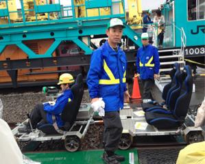 東北新幹線開業30周年記念 工事車両特別公開へ行ってきた(JR東鷲宮保守基地)