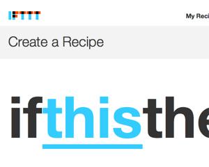 [WordPress] IFTTTを使ってブログの新着記事をアイキャッチ画像付きでFacebookページに投稿する