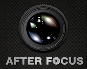 なぞるだけで一眼レフ風に背景をぼかすことができるiPhone写真加工アプリ「AfterFocus」