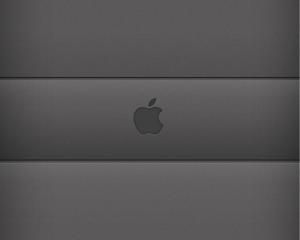 アイコンがぴったりおさまる黒ベースのiPhone5用壁紙が超かっこいい!