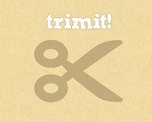 スクリーンショットからステータスバーと黒余白を削除するiPhone/iPadアプリ「trimit!」をリリースしました!