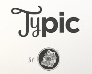 写真にサクッと文字入れしてオサレ加工できる無料iPhoneアプリ「Typic」