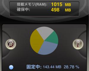 メモリ解放やバッテリ管理などメンテナンスにばっちりなiPhone/iPadアプリ「SYS Activity Manager」
