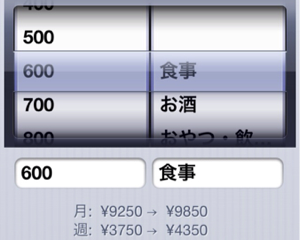 面倒くさがりな人へ。超シンプルに支出管理できる無料iPhoneアプリ「漢の家計簿」