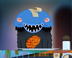 はらぺこモンスターにお料理を作ってあげよう!無料iPhone/iPadアプリ「Toca Kitchen Monsters」