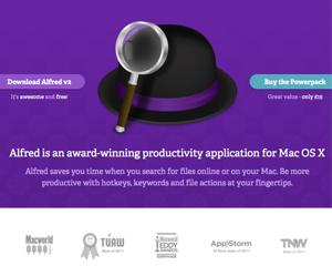 Dockがいらなくなる?とっても便利なMacの無料ランチャーアプリ「Alfred」