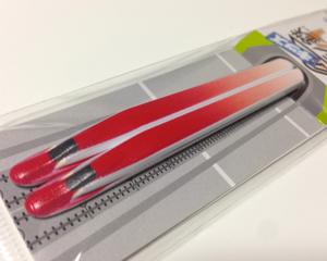 秋田新幹線E6系「スーパーこまち」の子供用お箸をお土産にもらいました