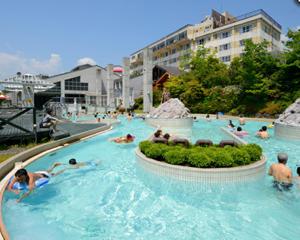 家族旅行におすすめ!「ホテルサンバレー那須」が温泉&プール入り放題で子供も大喜びでした