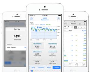 Google Analytics解析アプリ「Quicklytics」にリアルタイムカウンターとカスタムレポート機能がついた!