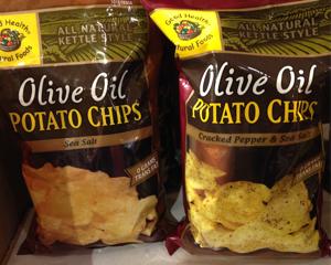 世界一うまいポテチ!<グッドヘルス>オリーブオイルポテトチップスを食べてみた