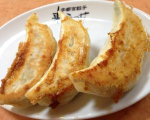 宇都宮餃子を「来らっせ本店」で食べ比べしてみて美味しかった焼餃子人気店ランキング