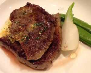 犬と那須旅行記 その7:レジーナ那須のレストランポーミエで自然派フルコース料理を食べてきた