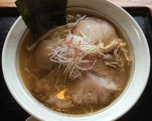 地鶏らーめん秋津で1日10食限定の特製鶏醤らーめんを食べてみた(埼玉県幸手市)